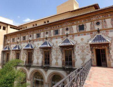 Paleis Palau Ducal dels Borja in gandia